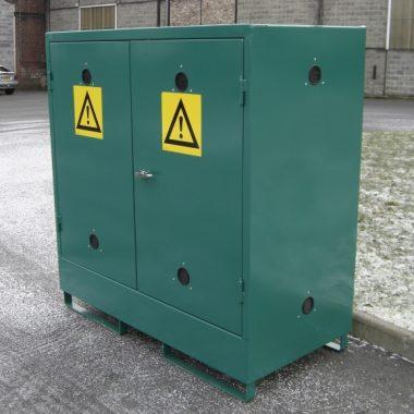 Armoire pour produits dangereux DMS CS4