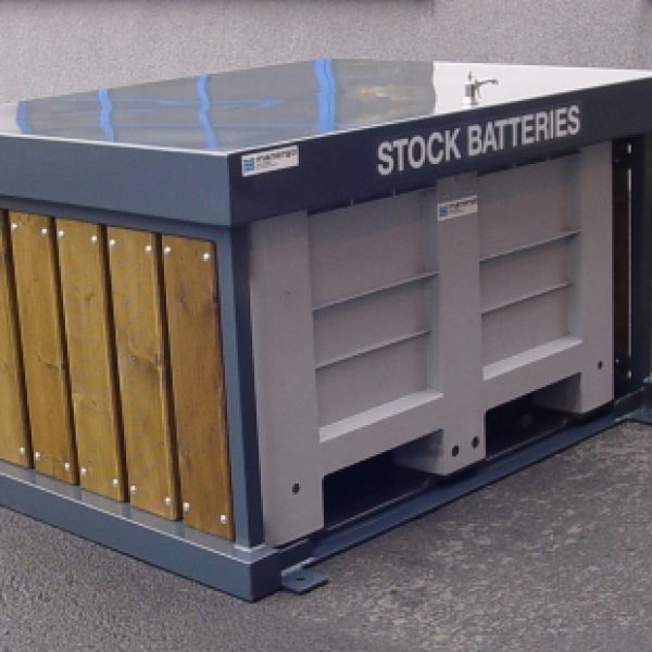 Collecteur de batteries SB60