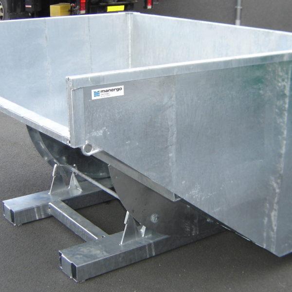 Benne Basculante Automatique (BB) galvanisée