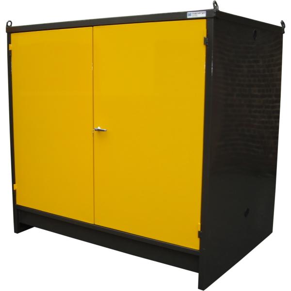 Bungalow de stockage DMS BS300
