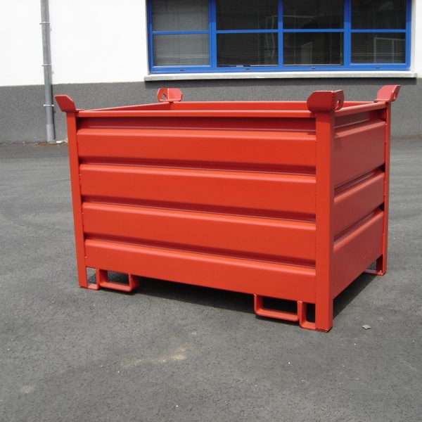Caisse métallique MAGBOX