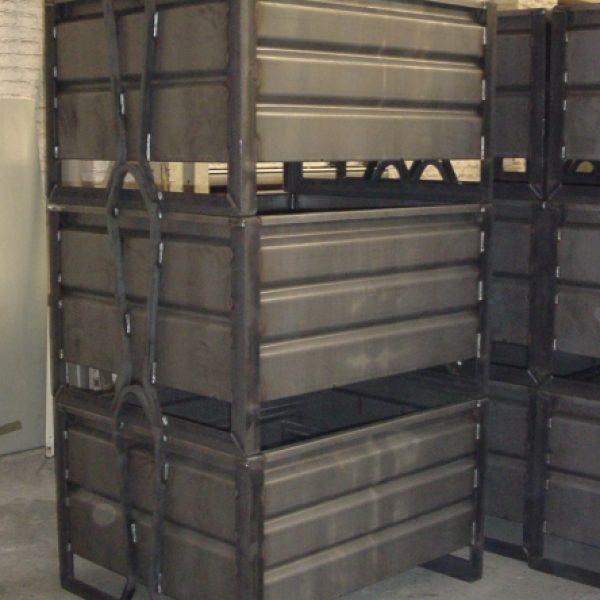 Caisse métallique MANUBOX
