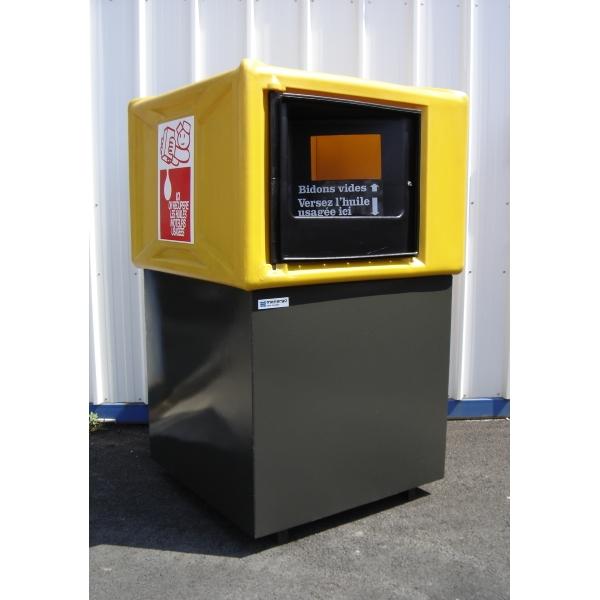Collecteur d'huiles usagées Mod'huile M1200DC