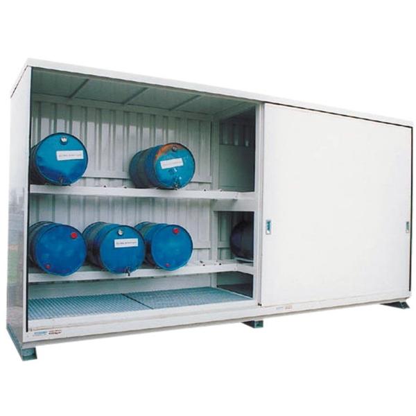 Conteneur de stockage DMS 6M2N.PC