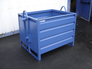 Caisse métallique MANU BOX avec tourillons pour DDF