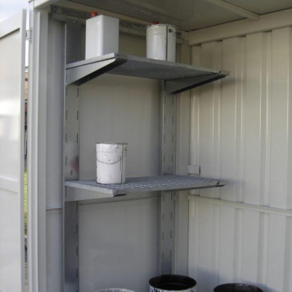 Bungalow de stockage DMS BS250
