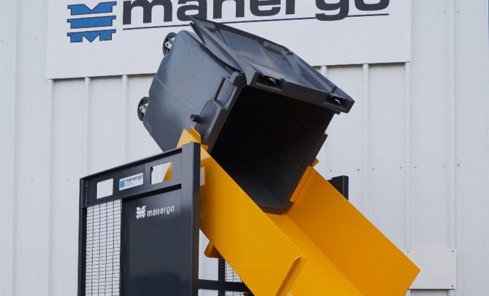 Les videurs de poubelle MANERGO