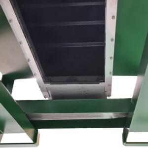 Trappe ouverte container auto videur CAV1750