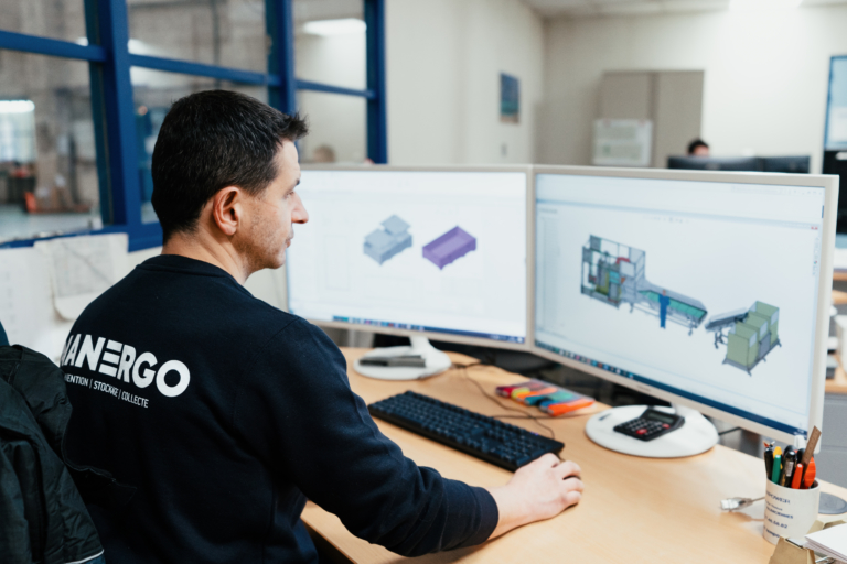 Notre bureau d'étude intégré imagine et conçoit les produits adaptés aux besoins de nos clients