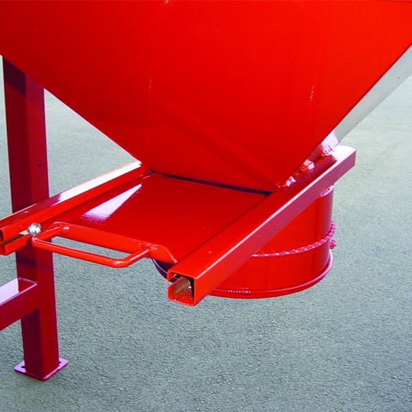 Ouverture par guillotine